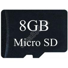 MicroSD карта 8 Гб